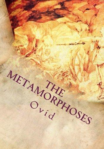 9781539397670: The Metamorphoses