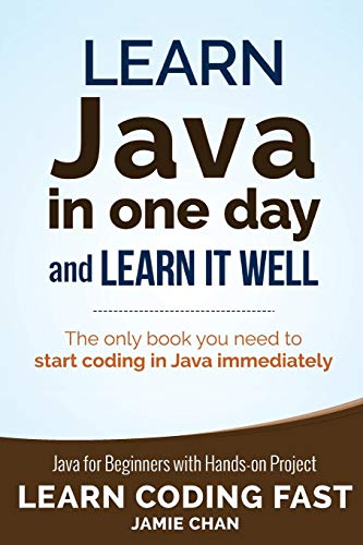 Learn Java in One Day and Learn: Chan, Jamie