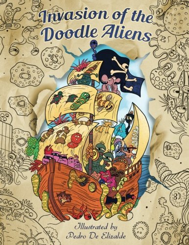 9781539472759 Invasion Of The Doodle Aliens