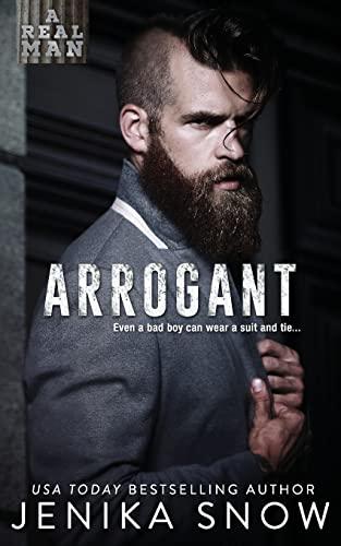 Arrogant (Paperback): Jenika Snow