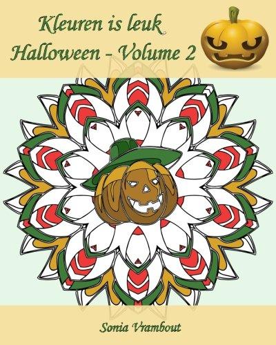 Kleuren Is Leuk - Halloween - Volume: Vrambout, Sonia