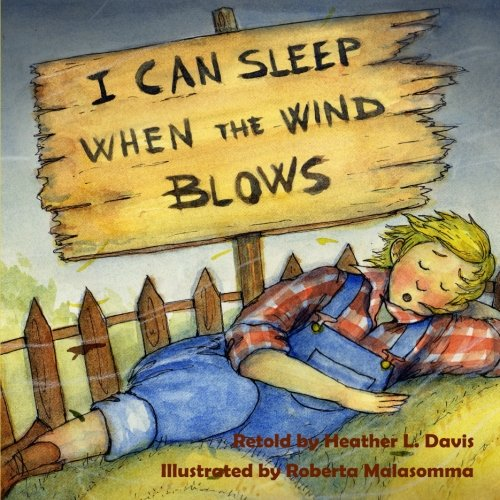 9781539502166: I Can Sleep When The Wind Blows