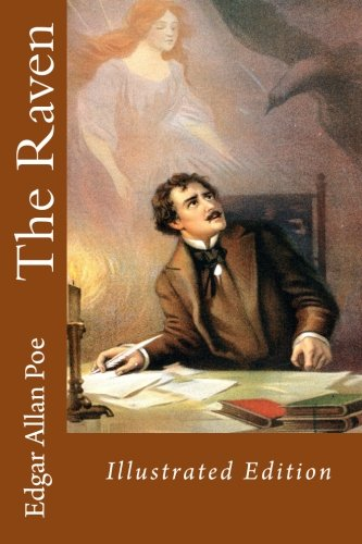 The Raven Illustrated Edition (Paperback): Edgar Allan Poe