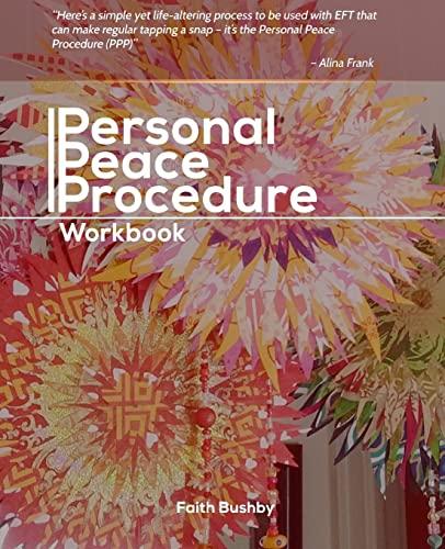 9781539544289: Personal Peace Procedure: Workbook