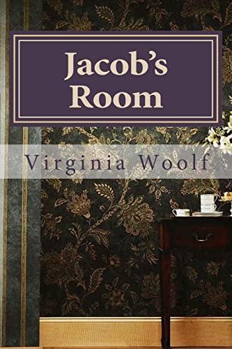 Jacob's Room Virginia Woolf: Woolf, Virginia