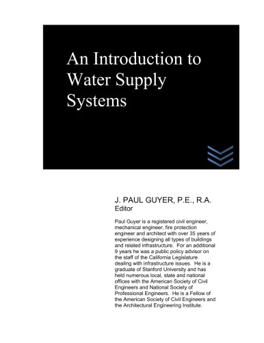 9781539575214: An Introduction to Water Supply Systems