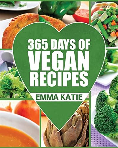 Vegan: 365 Days of Vegan Recipes