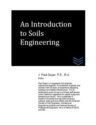 9781539586128: An Introduction to Soils Engineering