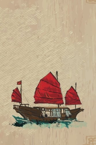 Sanpan Red Sails Notebook: 150 page Notebook: Services, N.D. Author