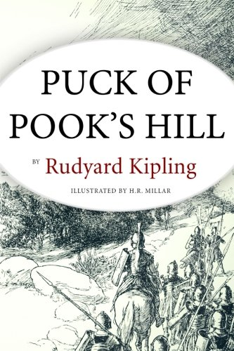 9781539673835: Puck of Pook's Hill: Illustrated