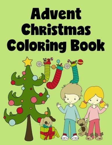 Advent Christmas Coloring Book Pages For Kids Adults R Sugarbaker
