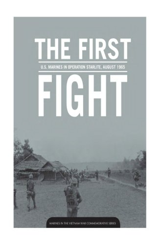 The First Fight U.S. Marines in Operation: Andrew Jr, Col
