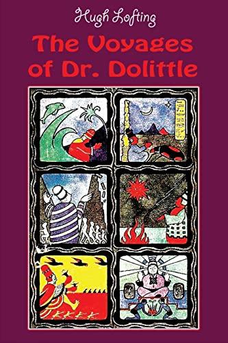 9781539819622: The Voyages of Dr. Dolittle