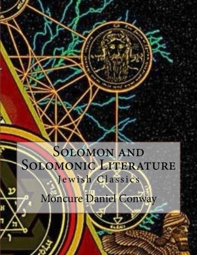 9781539827207: Solomon and Solomonic Literature: Jewish Classics