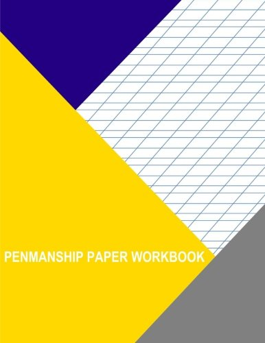 Penmanship Paper Workbook: Italic Practice: Thor Wisteria
