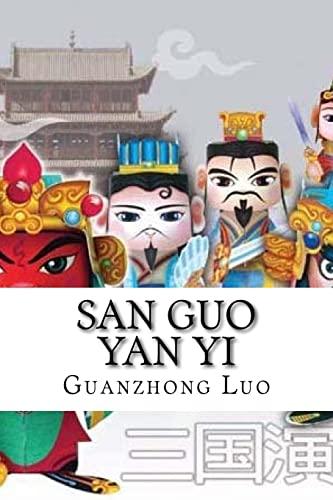 San Guo Yan Yi: Romance of the: Luo, Guanzhong