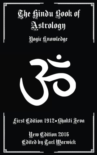 9781539869139: The Hindu Book of Astrology: Yogic Knowledge