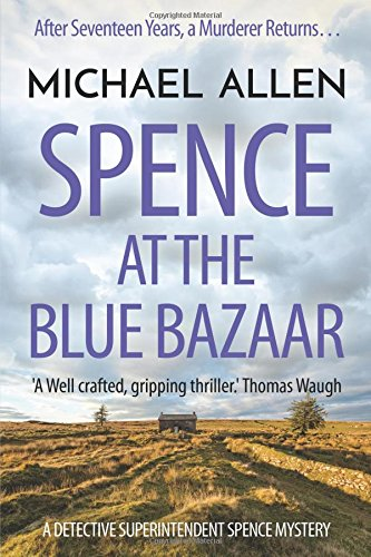 9781539886648: Spence At The Blue Bazaar