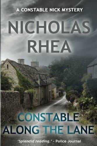 9781539888154: Constable Along The Lane
