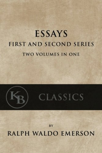 9781539910718: Essays: First and Second Series