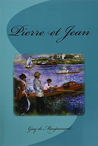 9781539913313: Pierre et Jean