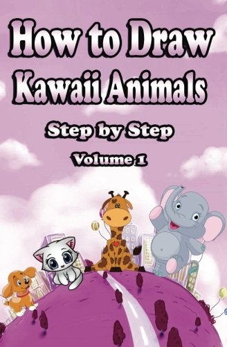 How to Draw Kawaii Animals Step by: Studios, Water