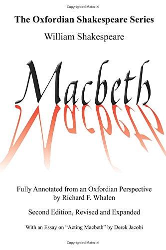 9781539997283: Macbeth (Oxfordian Shakespeare Series)