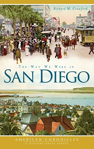 9781540206497: The Way We Were in San Diego
