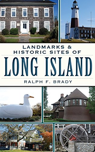 9781540207418: Landmarks & Historic Sites of Long Island