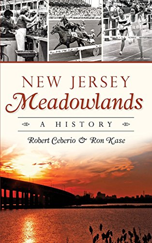 9781540211934: New Jersey Meadowlands: A History