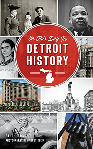 9781540212764: On This Day in Detroit History