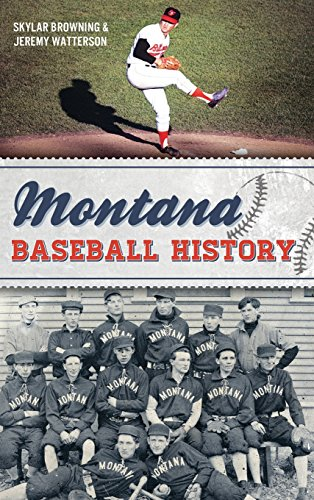 9781540213921: Montana Baseball History