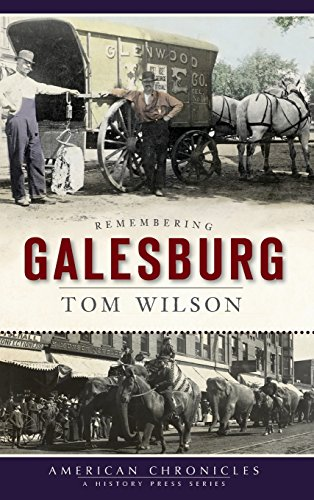 9781540219909: Remembering Galesburg