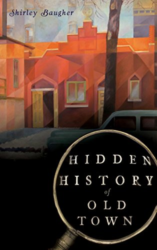 9781540221018: Hidden History of Old Town