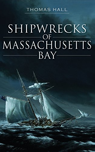 9781540231949: Shipwrecks of Massachusetts Bay