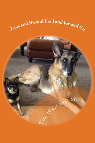 Zeus and Bo and Fred and Joe: Deeth, Sheila; Harkin,
