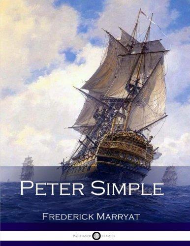 9781540316097: Peter Simple