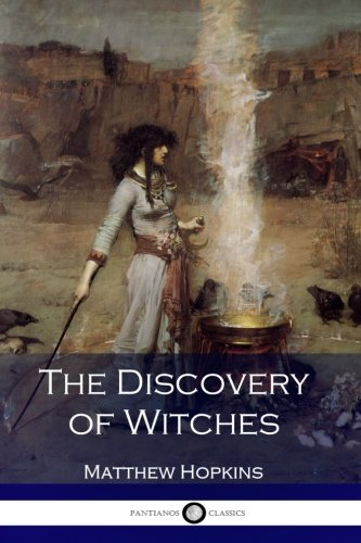 The Discovery of Witches (Paperback): Matthew Hopkins