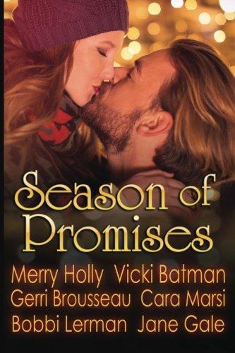 Season of Promises (Paperback): Merry Holly, Vicki