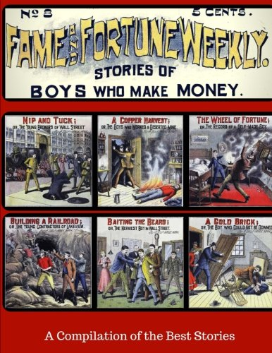Fame and Fortune Weekly - A Compilation: Comic Books, Fame