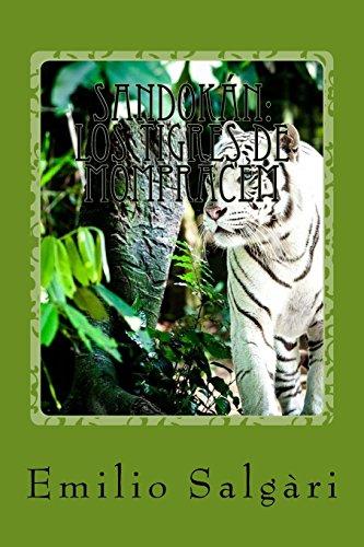 9781540437433: Sandokán: Los tigres de Mompracem (Spanish Edition)
