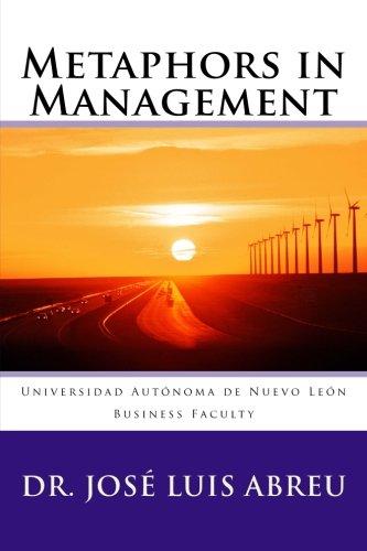 Metaphors in Management: Abreu, Dr Jose