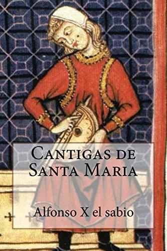 9781540487889: Cantigas de Santa Maria