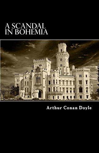 9781540589200: A Scandal in Bohemia