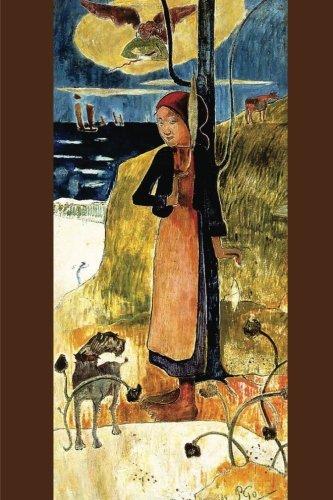 "Jeanne D ARC or Breton Girl Spinning"": Press, Ted E."