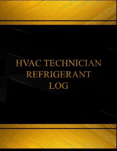 HVAC Technician Refrigerant Log