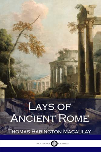 9781540722805: Lays of Ancient Rome