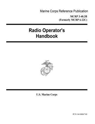 Marine Corps Reference Publication McRp 3-40.3b (Formerly: Us Marine Corps,