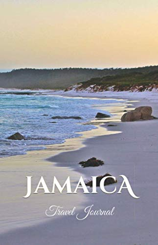 Jamaica Travel Journal: Perfect Size 100 Page Travel Notebook Diary: CreativeJournals