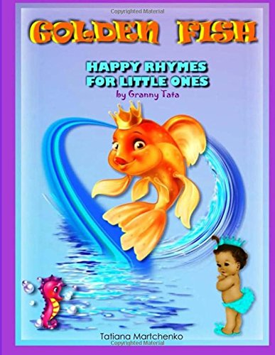 9781540856180: Golden Fish: Happy rhymes for little ones